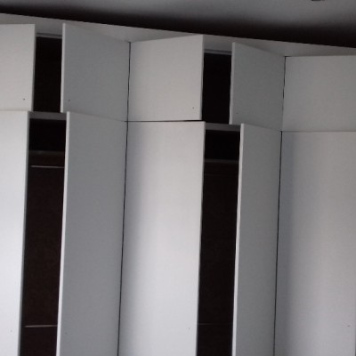 wardrobes: full decoration