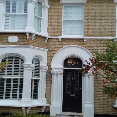 external in Forest gate east london