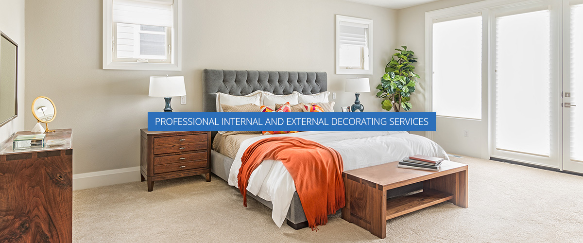 Internal and External Decorating Services In Ongar, Essex